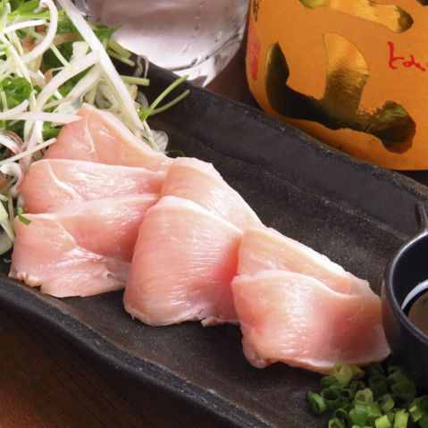 鶏料理がリーズナブルに楽しめる目黒の居酒屋[とりいちず]